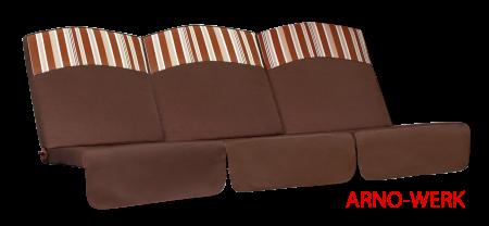 Подушка-кресло для 3-х местных качелей Рандеву Люкс